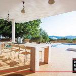 Long term rental Ibiza Villa Amiga