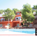 Long term rental Villa Sunset Rojo
