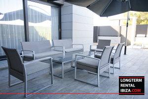 Long term rental Ibiza Villa Suite