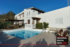 Seasonal rental ibiza Complex Campo