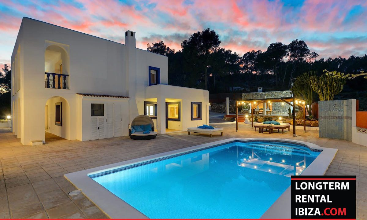 Long term rental Ibiza - Villa Vacationes