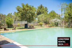 Long term rental Ibiza - Villa Bali1