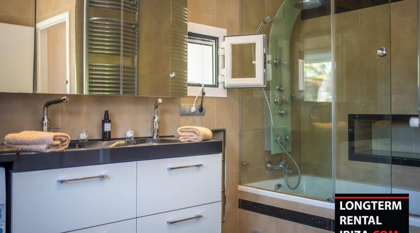 Long term rental Ibiza - Villa Bali10