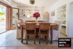 Long term rental Ibiza - Villa Bali12