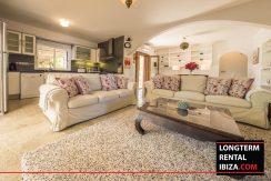 Long term rental Ibiza - Villa Bali16