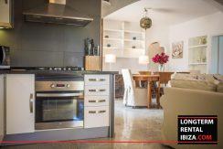 Long term rental Ibiza - Villa Bali17