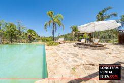Long term rental Ibiza - Villa Bali21