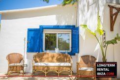 Long term rental Ibiza - Villa Bali23
