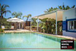 Long term rental Ibiza - Villa Bali25