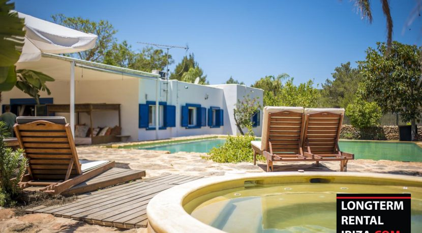 Long term rental Ibiza - Villa Bali27