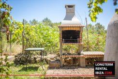 Long term rental Ibiza - Villa Bali28