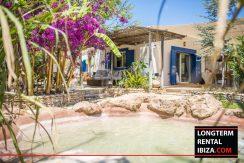 Long term rental Ibiza - Villa Bali29