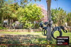 Long term rental Ibiza - Villa Bali30