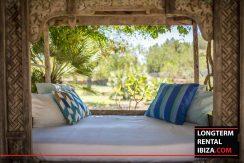 Long term rental Ibiza - Villa Bali31