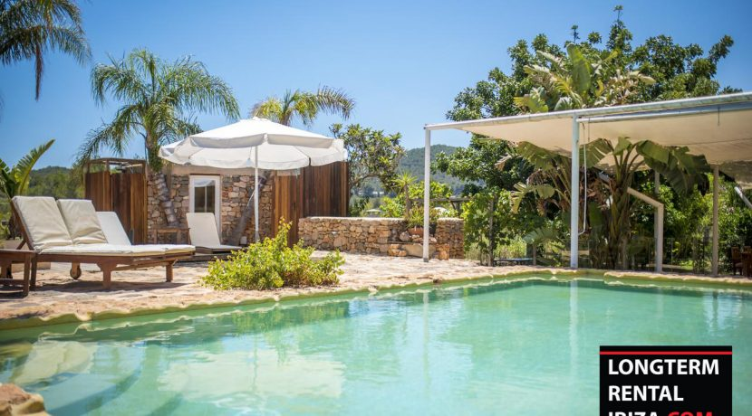 Long term rental Ibiza - Villa Bali34