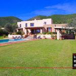 Long term rental Ibiza Villa Panorama