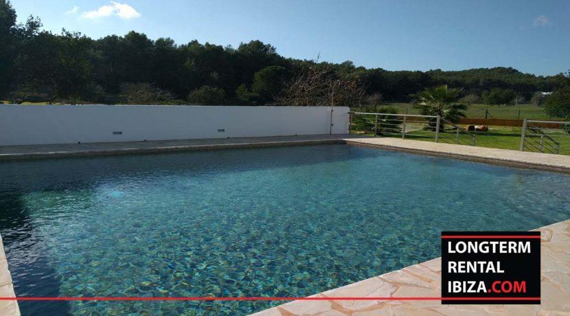 Long term rental Ibiza Villa Terrassa 001