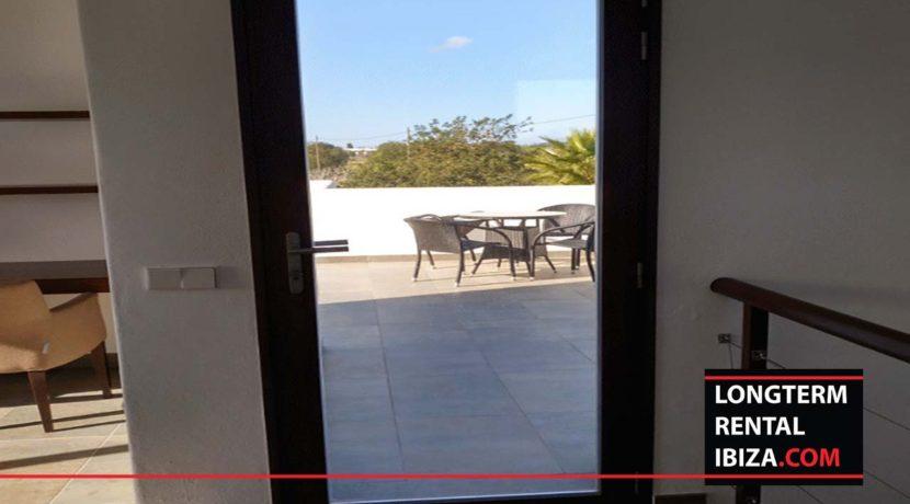 Long term rental Ibiza Villa Terrassa 003