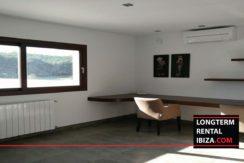 Long term rental Ibiza Villa Terrassa 005