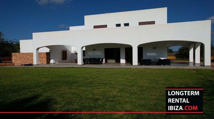 Long term rental Ibiza Villa Terrassa 007