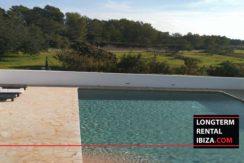 Long term rental Ibiza Villa Terrassa 008