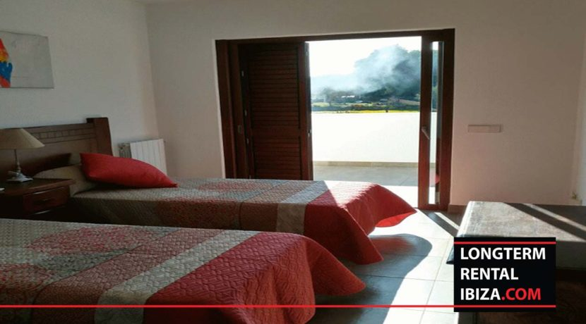 Long term rental Ibiza Villa Terrassa 009