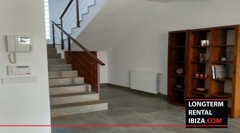 Long term rental Ibiza Villa Terrassa 011