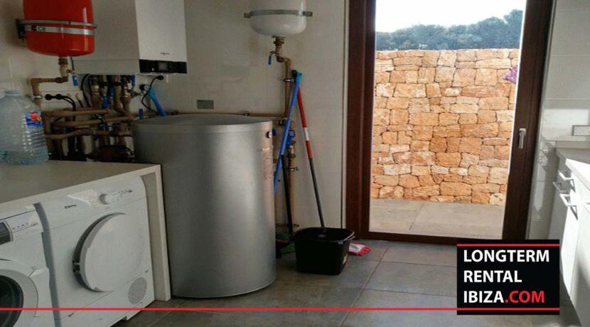 Long term rental Ibiza Villa Terrassa 018