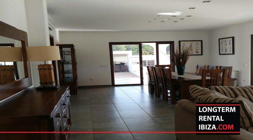 Long term rental Ibiza Villa Terrassa 022