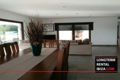 Long term rental Ibiza Villa Terrassa 023
