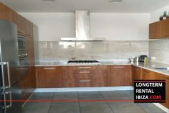 Long term rental Ibiza Villa Terrassa 024