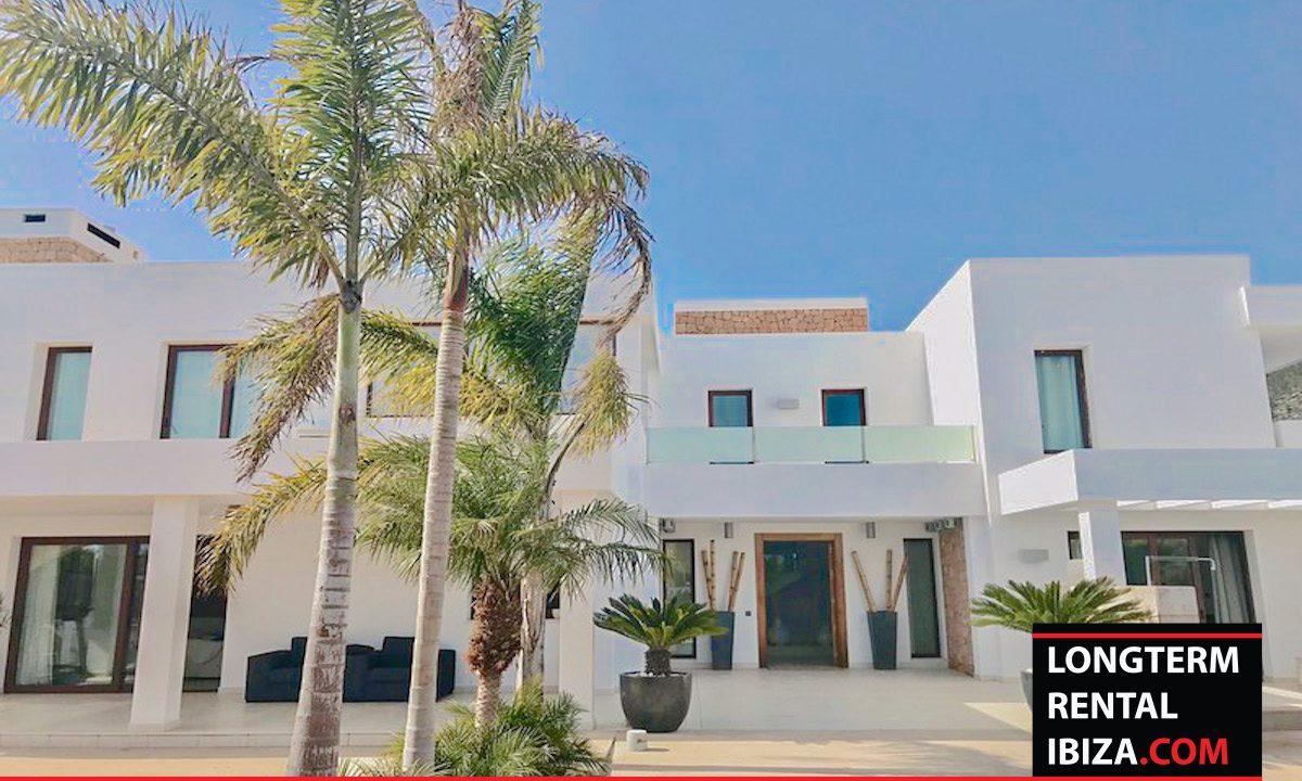 Long term rental Ibiza - Villa Club de Campo 1