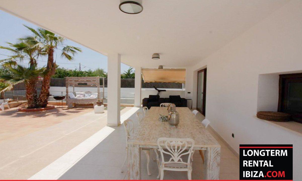 Long term rental Ibiza - Villa Club de Campo 10