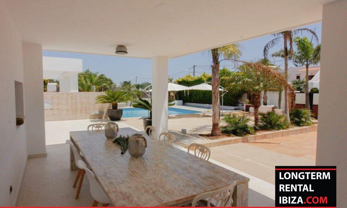 Long term rental Ibiza - Villa Club de Campo 11