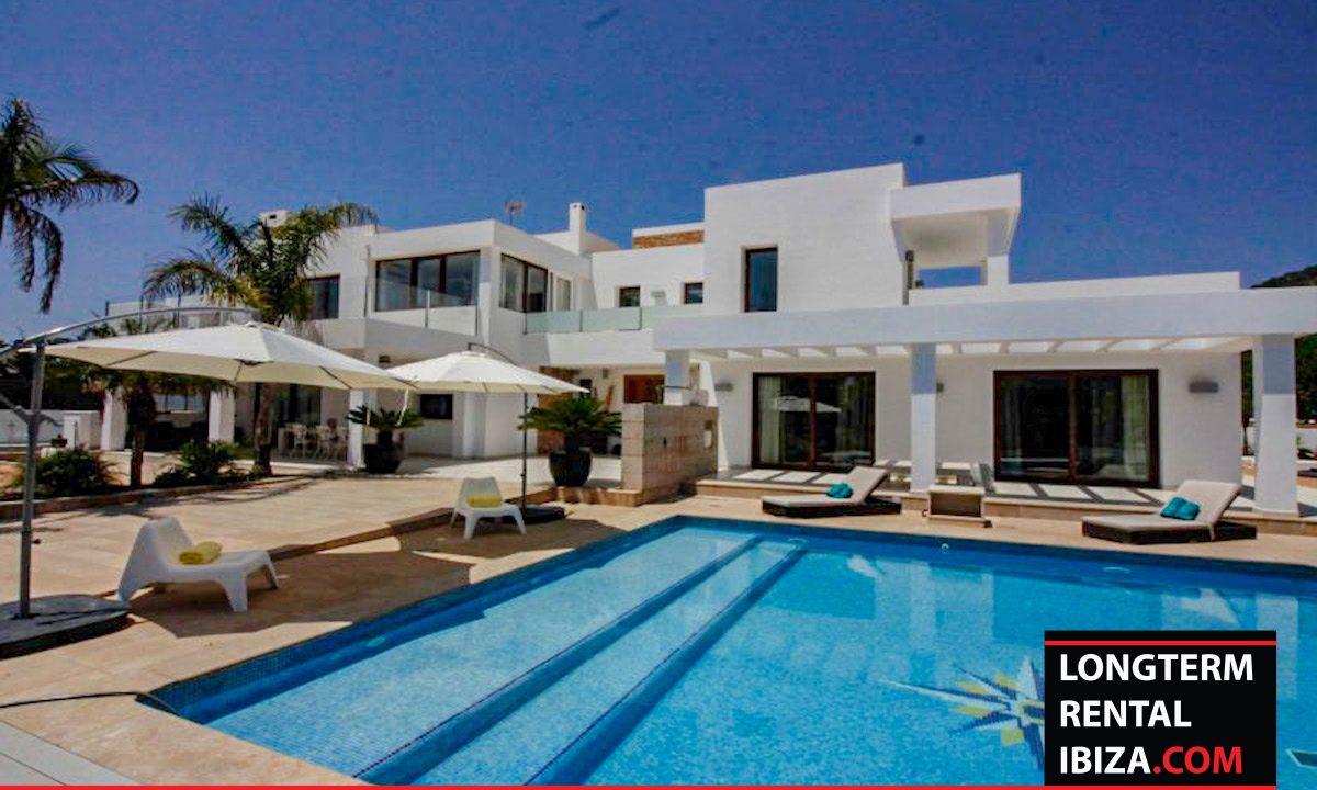 Long term rental Ibiza - Villa Club de Campo 3