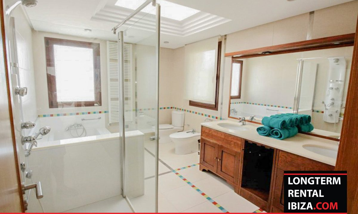 Long term rental Ibiza - Villa Club de Campo 33
