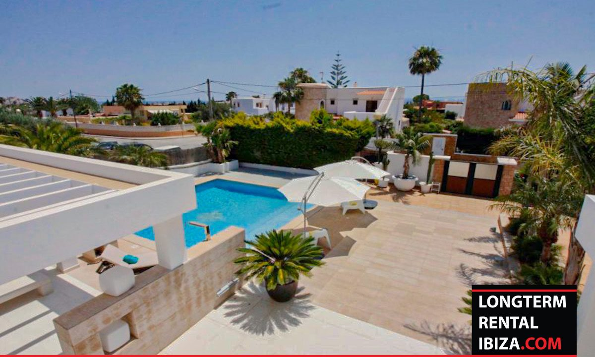 Long term rental Ibiza - Villa Club de Campo 34