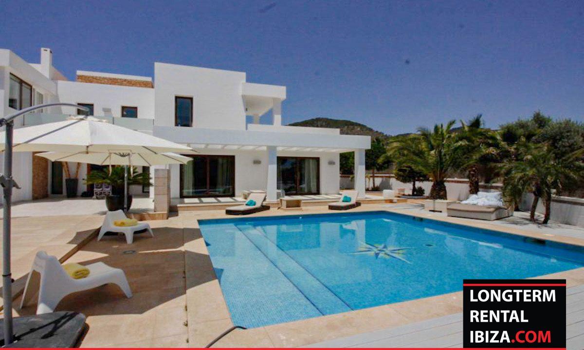Long term rental Ibiza - Villa Club de Campo 4