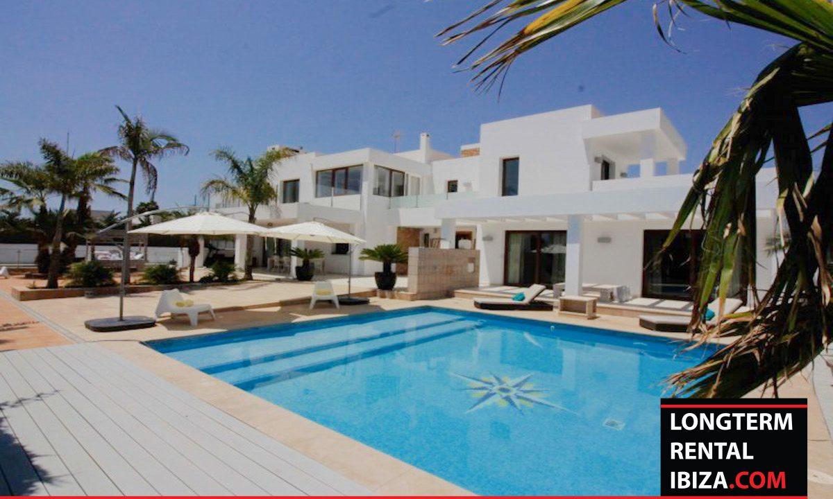 Long term rental Ibiza - Villa Club de Campo 5