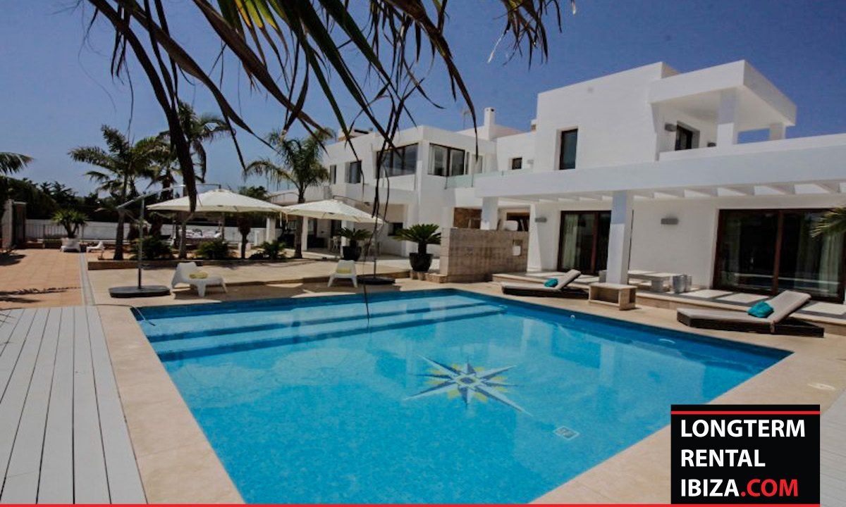 Long term rental Ibiza - Villa Club de Campo