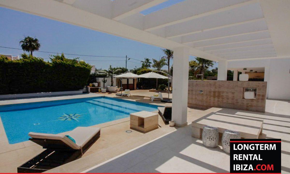 Long term rental Ibiza - Villa Club de Campo 7