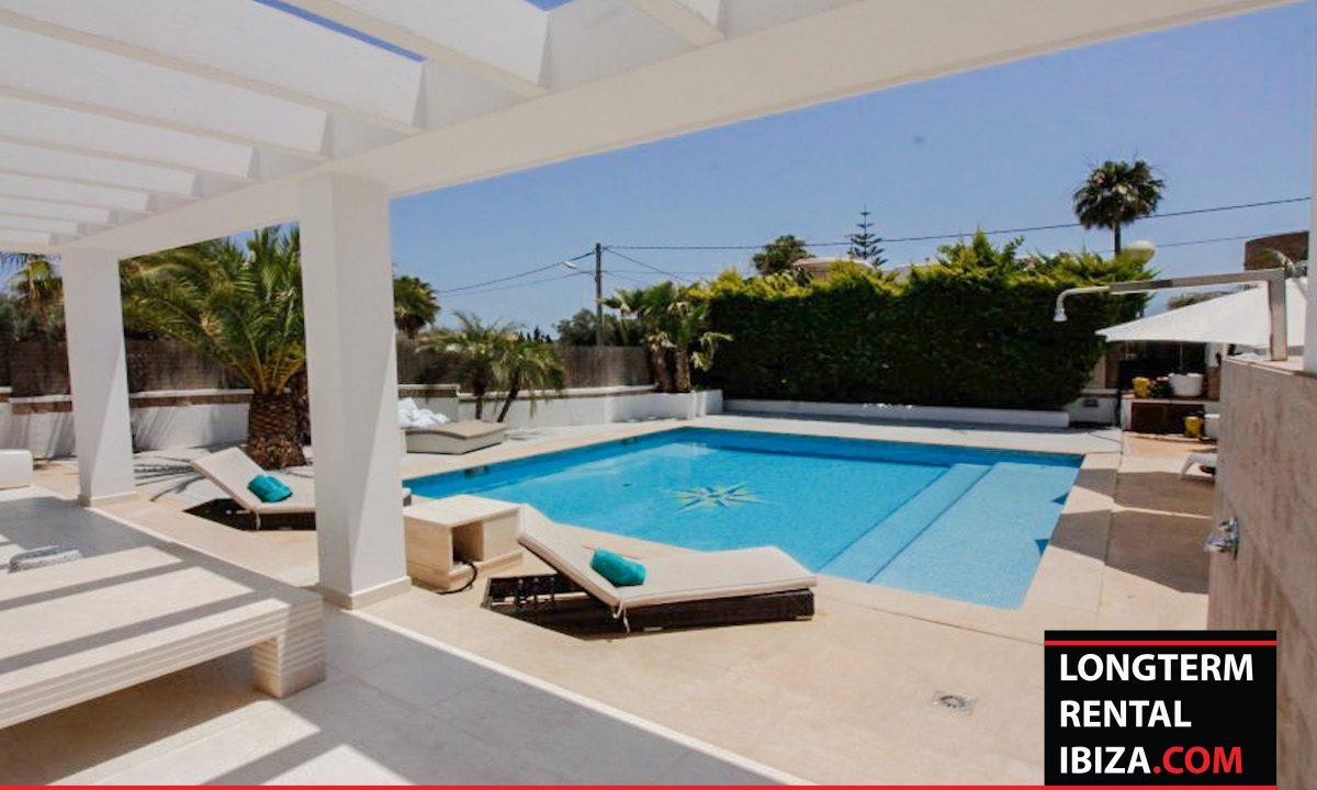 Long term rental Ibiza - Villa Club de Campo 9