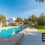 Long term rental ibiza Coach House
