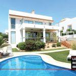 Long term rental ibiza Villa Alleman
