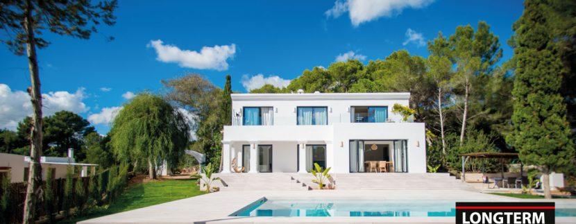 Long term rental ibiza villa Fantastica