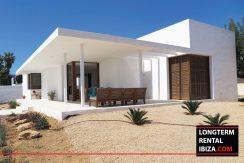 long term rental Ibiza Villa summer style -1