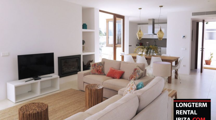 long term rental Ibiza Villa summer style -10