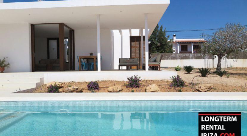 long term rental Ibiza Villa summer style -2