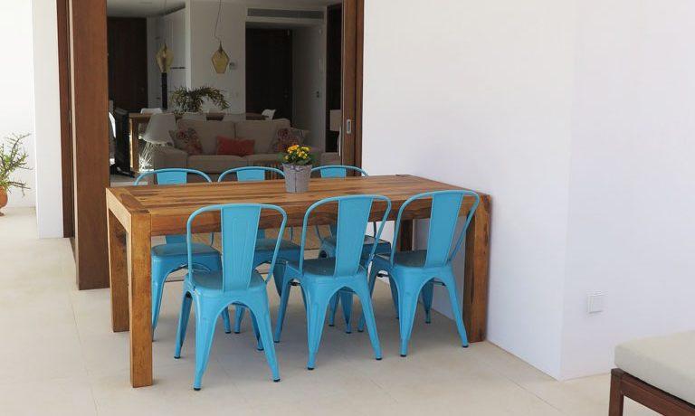 long term rental Ibiza Villa summer style 20
