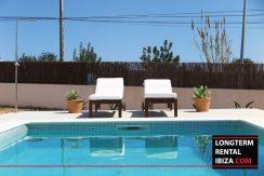 long term rental Ibiza Villa summer style -3